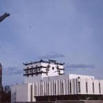 Leninstaty och stadsteatern. Kyzyl