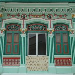 Gammalt kinesiskt hus