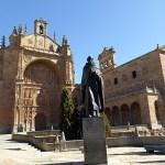 Convento San Esteban. Salamanca, Spanien