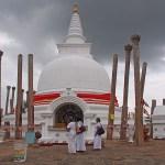 Anuradhapura. Sri Lanka