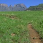 Vandringsled. Drakensberg (U)