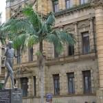 Ghandimonumnetet. Durban