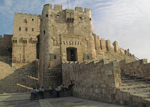 Borgen. Aleppo