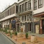 Gamla staden. Damaskus (U)