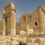 Romerska ruiner. Palmyra (U)