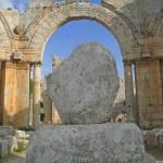 St Simeons pelare