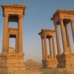 Tetrapylonerna. Palmyra (U)