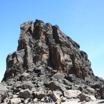 Lava Tower. Kilimanjaro National Park (U)