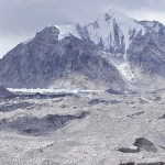 Nära Everest Base Camp, c:a 5 200 möh