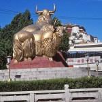 Jakstatyn. Lhasa