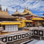 Potalapalatset. Lhasa