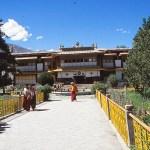 Norbulinka, Dalai Lamas sommarpalats. Lhasa
