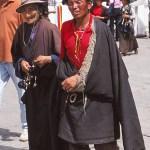 Pilgrimer. Lhasa