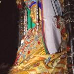 Buddhastatyn Jowo Sakyamuni. Jokhangtemplet. Lhasa