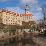 Slottet. Cesky Krumlov / Krummau (U)