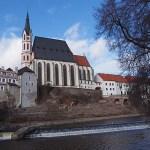 St Vitus katedralen. Cesky Krumlov / Krummau (U)