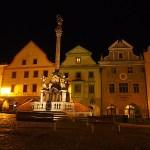 Stora torget. Cesky Krumlov / Krummau (U)