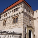 Slottet. Litomysl (U)