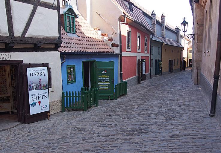 Guldsmedsgatan. Prag (U)