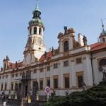 Loretakyrkan. Prag