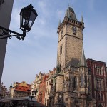 Gamla rådhuset. Prag (U)