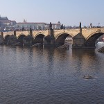 Karlsbron. Prag (U)