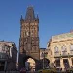 Kruttornet. Prag (U)