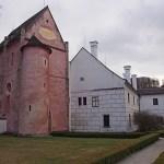 Klosterkyrkan. Zlata Koruna