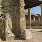 Romerskt hus. Kartago (U)