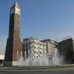 Klocktornet. Tunis