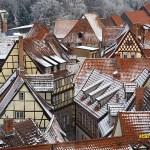 Quedlingburg, Tyskland (U)