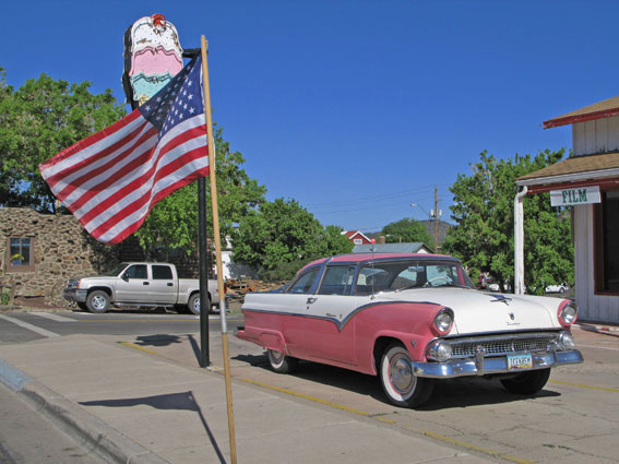 Route 66. Williams AZ