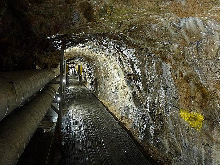 Tredje tunneln. DMZ