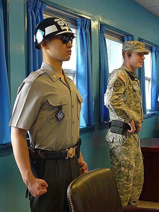 Soldater. DMZ