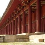 Templet Jongmyo. Seoul (U)