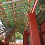 Palatset Hwaseong Haenggung. Suwon (U)