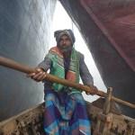 Min båtsman. Dhaka