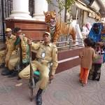 Poliser på tigerjakt? Dhaka