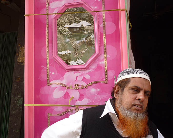Färgerna skär sig....Dhaka
