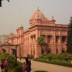 Pink Palace. Dhaka