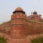 Red Fort. Old Delhi. Indien