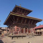 Templet Changu Narayan. Nepal (U)