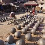 Potters Square. Bhaktapur (U)