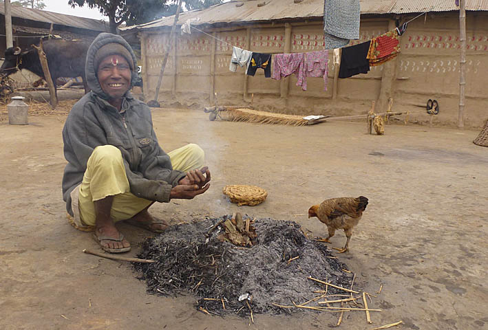 Byidyll? Chitwan