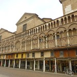 Ferrara. Piazza Trento Trieste (U)