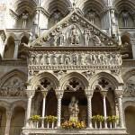 Duomo. Ferrara. Italien (U)