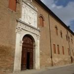 Palazzo Schifanoia. Ferrara. Italien (U)