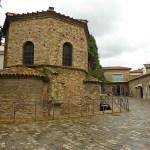 Ravenna. Battistero degli Ariani. Italien (U)