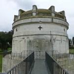 Ravenna. Mausoleo di Teodorico (U)