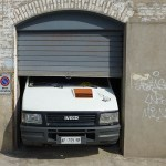 Bra parkerat! Rimini